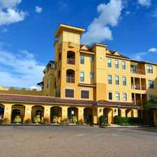 Rental info for Siena at Memorial Heights in the Houston area