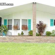 Rental info for $1200 2 bedroom Mobile home in Lee (Ft Myers) Fort Myers