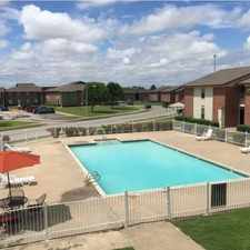 Rental info for SPARKLING POOL, BB COURT, PLAYGROUND AND MORE!!! We have access to highways, shopping, dining, schools and public transportation. in the Tulsa area