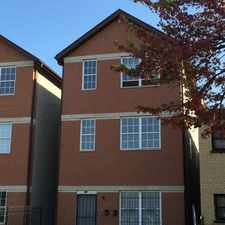 Rental info for Beautiful 3 bedroom, NEW CONSTRUCTION apartment ready for rent. Close to Michigan Lake beach, bus station, across the street from McDonald's. SECTION 8 welcome. WASHER & DRYER HOOK UP IN THE UNIT. Promotional NO DEPOSIT, NO MOVE IN FEE. CALL TODAY. in the South Chicago area