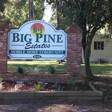 Rental info for Big Pine Estates
