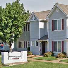 Rental info for Prairie Village Residences