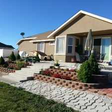 Rental info for Gorgeous and spacious!