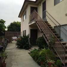 Rental info for 12755 Matteson Ave #2 in the Los Angeles area