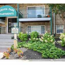 Rental info for Moravia Park Apartments in the Baltimore area
