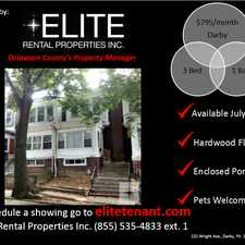 Rental info for 232 Wright Ave
