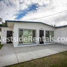 Rental info for Renovated 3 Bed 1 bath House, Hardwood Floors, Modern Kitchen, Back Yard in the Boyle Heights area