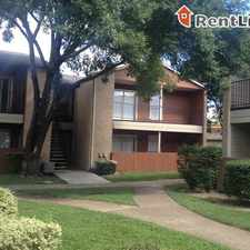Rental info for 6425 Bankside Drive in the Houston area