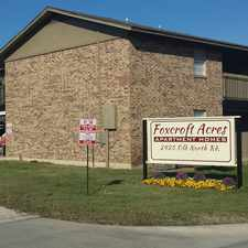 Rental info for Scott Brown Properties in the 76209 area