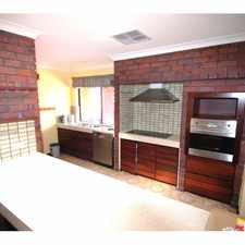 Rental info for IDEAL 4 X 2 FAMILY HOME WILLETTON