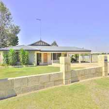 Rental info for Home open viewing Thursday 19th March 2015 at 3pm ! in the Coodanup area