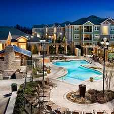 Rental info for Highland Park at Northlake in the Charlotte area
