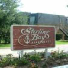 Rental info for Sterling Bay in the Baytown area