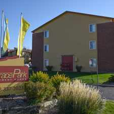 Rental info for Terrace Park Apartments in the Centretech area