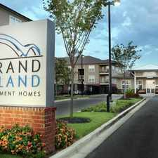 Rental info for Grand Island Apartment Homes in the Memphis area