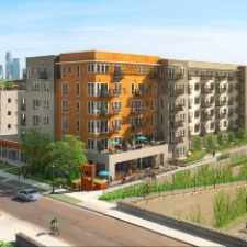Rental info for Track 29 Apartments in the Lyn Lake area