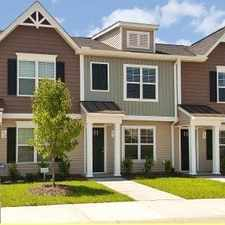 Rental info for Kingsley Townhomes in the Fayetteville area