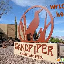 Rental info for Sandpiper Apartments in the Tucson area