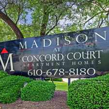 Rental info for Madison Concord Court