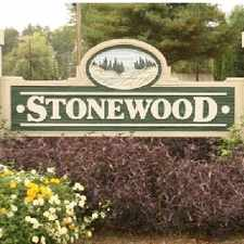 Rental info for Stonewood in the Mooresville area