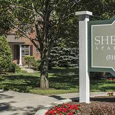 Rental info for Sheridan Apartments