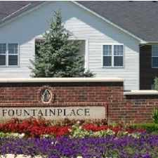 Rental info for Fountain Place in the Columbus area