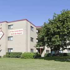 Rental info for Courtyard Apartments in the St. Louis Park area