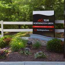 Rental info for TGM Worthington Green in the Columbus area