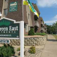 Rental info for Evergreen East in the St. Paul area
