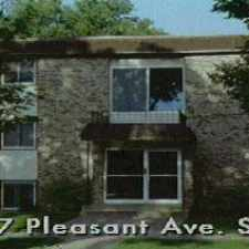 Rental info for 2637 Pleasant S in the Minneapolis area