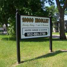 Rental info for 10000 Nicollet in the Bloomington area