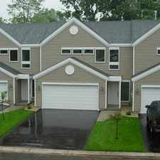 Rental info for Gannon Creekside Townhomes in the Coon Rapids area