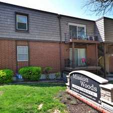 Rental info for Mission Woods in the Kansas City area