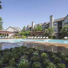 Rental info for Crown Woods in the Tulsa area