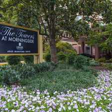 Rental info for Lerner Towers at Morningside in the Lincolnia area