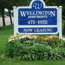Rental info for Wellington Apartments in the 55447 area
