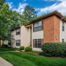 Rental info for Stonemill Village Apartments in the St. Matthews area