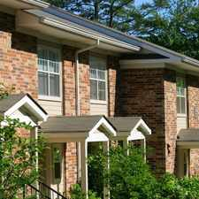 Rental info for Towne West Manor in the Atlanta area