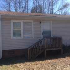Rental info for 2 BDRM 1 BA DUPLEX-UPDATED, HEAT PUMP CENTRAL AIR-CAN INCLUDE WATER FOR ADDTIONAL FEE