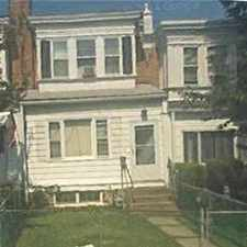 Rental info for 3BR House - Darby PA (Sec 8 - OK) in the Philadelphia area