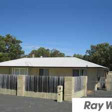 Rental info for ESTUARY LOCATION - AIR CONDITIONING - PETS CONSIDERED in the Eaton area