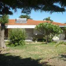 Rental info for SPACIOUS FAMILY HOME in the Dianella area