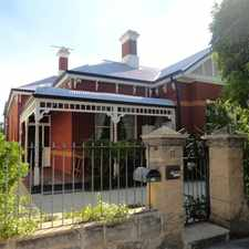 Rental info for Gorgeous character style town house in Highgate!! in the East Perth area