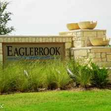 Rental info for Eaglebrook Apartments