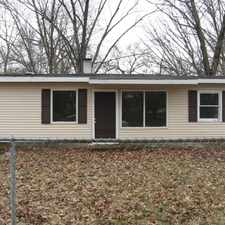 Rental info for Ranch Style Home With Large Fenced Yard !