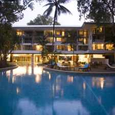 Rental info for Furnished Beachside Resort **BREAK LEASE** in the Cairns area