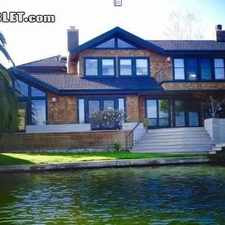 Rental info for $12000 5 bedroom House in Marin County Larkspur