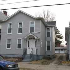 Rental info for CLOSE TO GANNON 5 MINUTE WALK ONE BEDROOM $600.00/PER/MO STUDENT BLDG. ONLY PARKING AVAILABLE