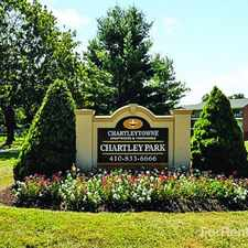 Rental info for The Village of Chartleytowne