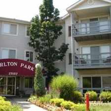 Rental info for Carlton Park Apartments